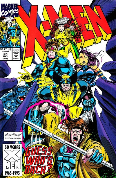 X-Men 20 - Digging in the Dirt