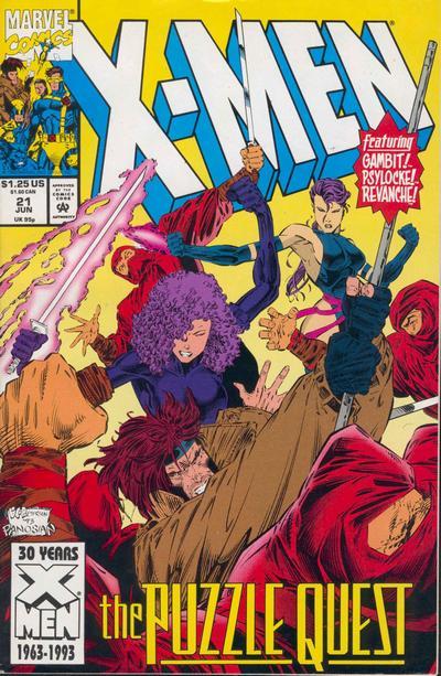 X-Men 21 - The Puzzle Box