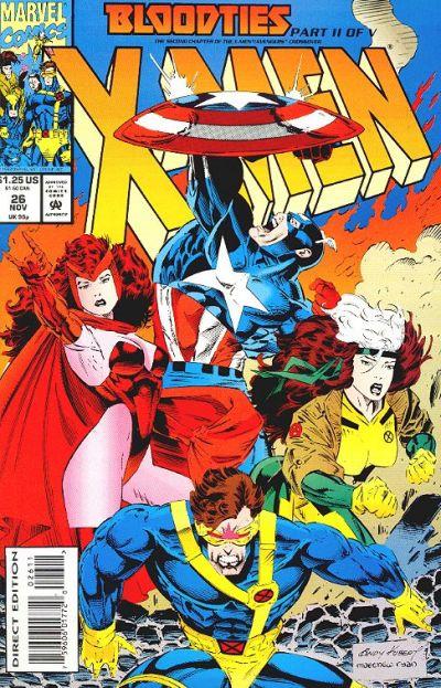 X-Men 26 - Civil Disobedience !