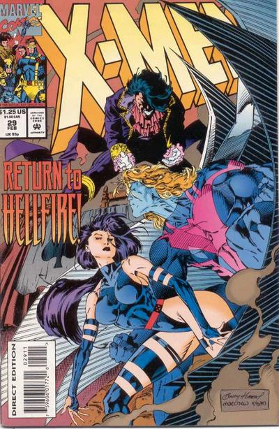 X-Men 29 - Return to Hellfire !