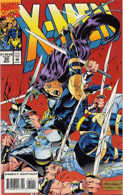X-Men 32 - The Leopards and the Cats