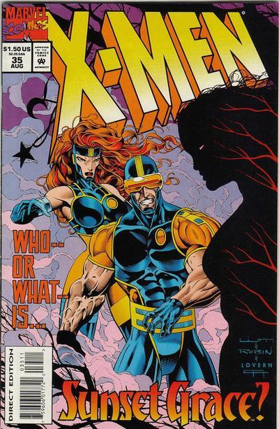 X-Men 35 - Sunset Grace
