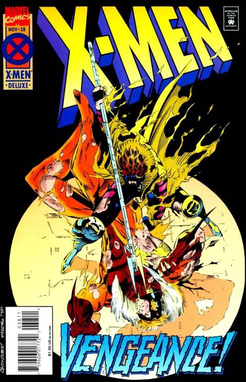 X-Men 38 - Smoke and Mirrors
