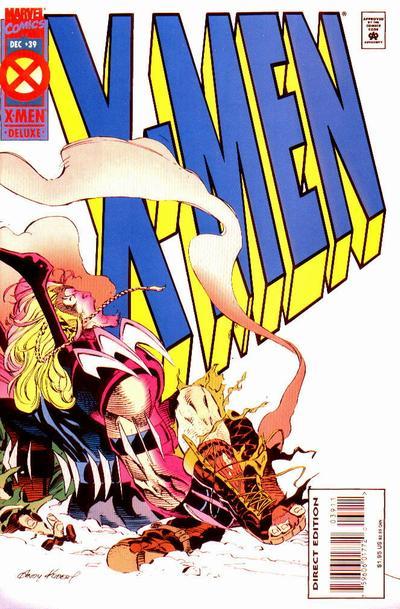 X-Men 39 - Birds of a Feather