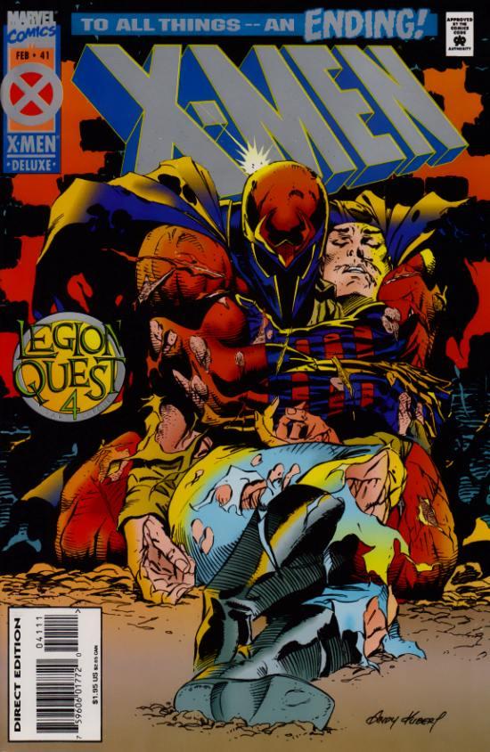 X-Men 41 - Dreams Die !