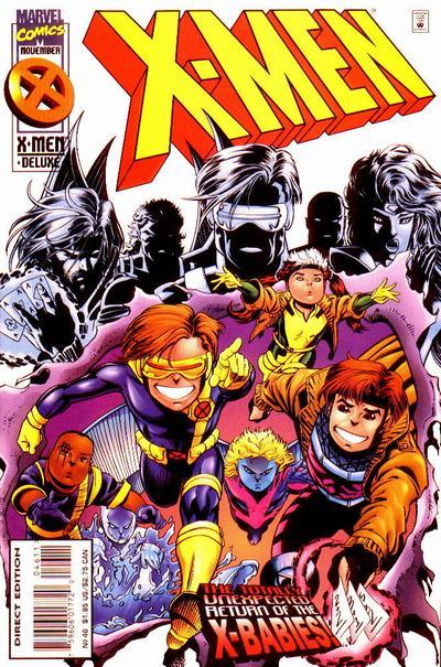 X-Men 46 - They're Baaack...