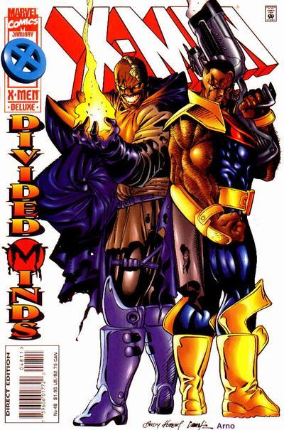 X-Men 48 - Five Card Studs