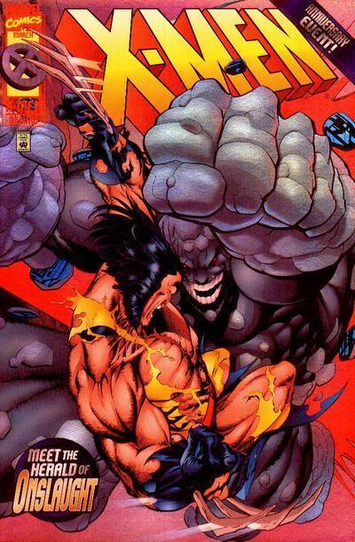 X-Men 50 - Full Court Press