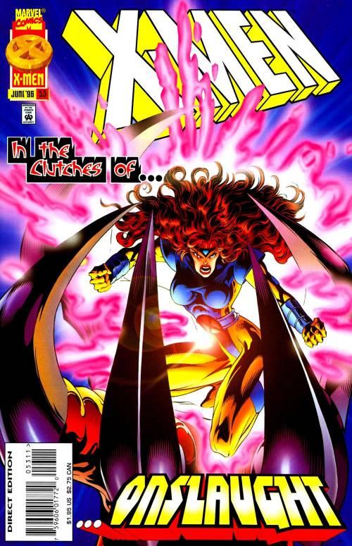 X-Men 53 - False Fronts