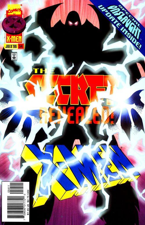 X-Men 54 - Inquiring Minds