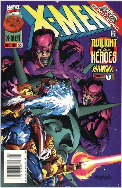 X-Men 55 - Invasion