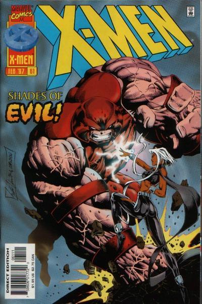 X-Men 61 - Bolt