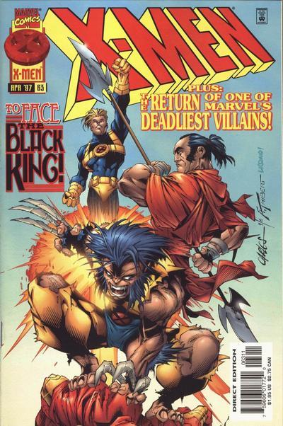 X-Men 63 - Games of Deceit & Death: Part 2