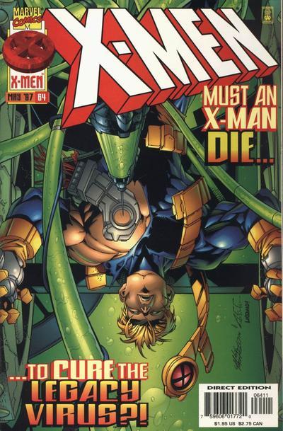 X-Men 64 - Games of Deceit & Death: Part 3