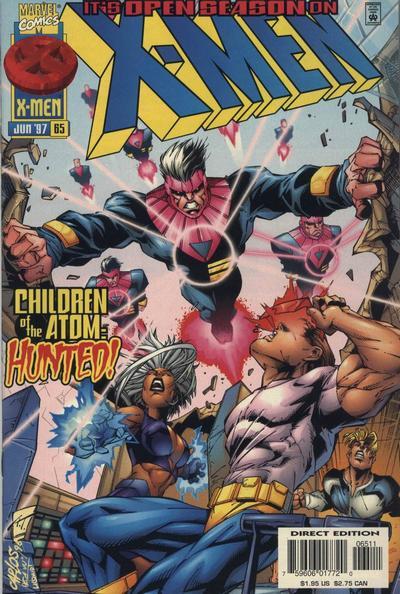 X-Men 65 - First Blood