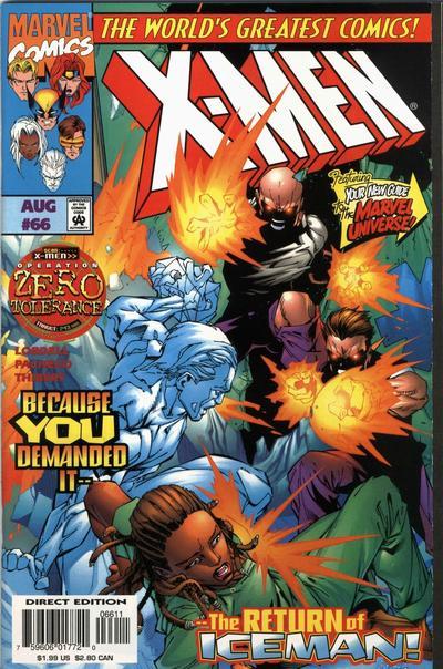 X-Men 66 - Start Spreadin' the News...