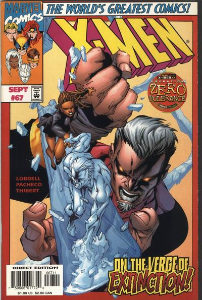 X-Men 67 - The End of Days
