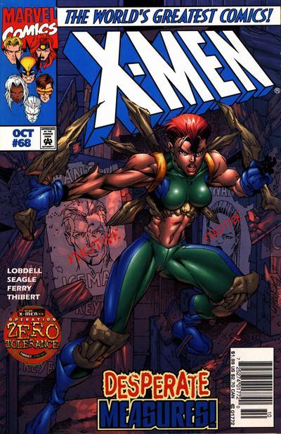 X-Men 68 - Heart of the Matter