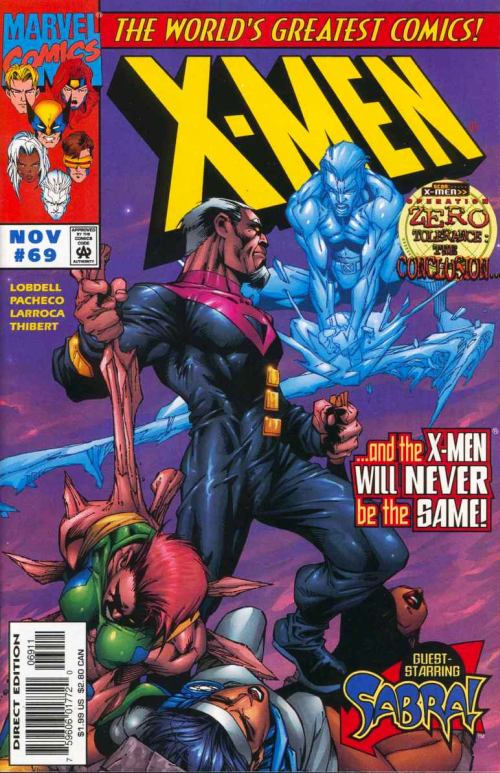 X-Men 69 - Last Exit