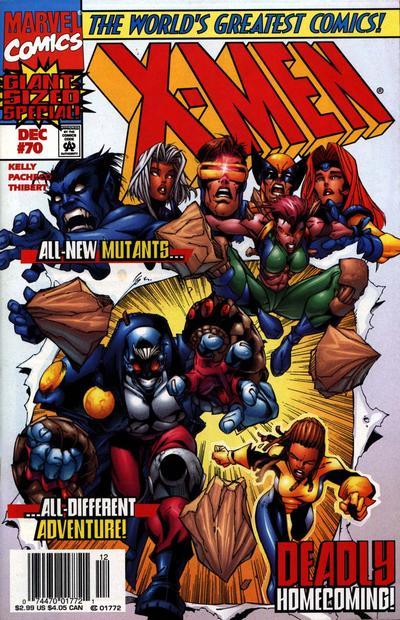 X-Men 70 - Homecoming