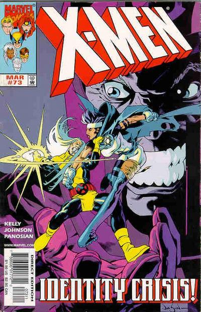 X-Men 73 - The Elements Within Us