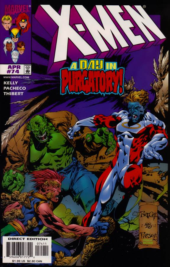 X-Men 74 - Rituals