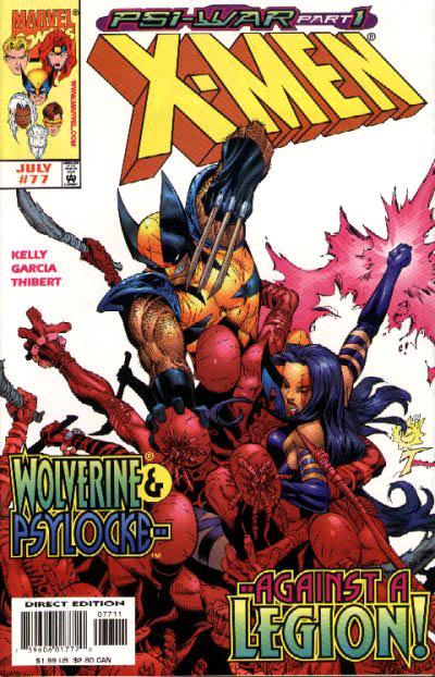 X-Men 77 - Stormfront: Part 1