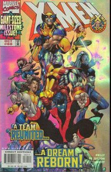 X-Men 80 - Children of the Atom Part Two