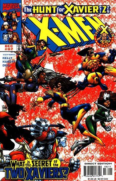 X-Men 82 - The Hunt for Xavier: Part 2