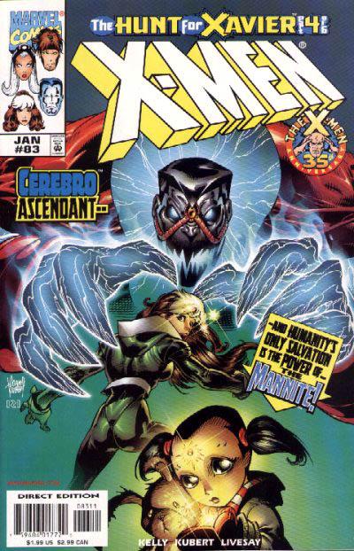 X-Men 83 - The Hunt for Xavier: Part 4