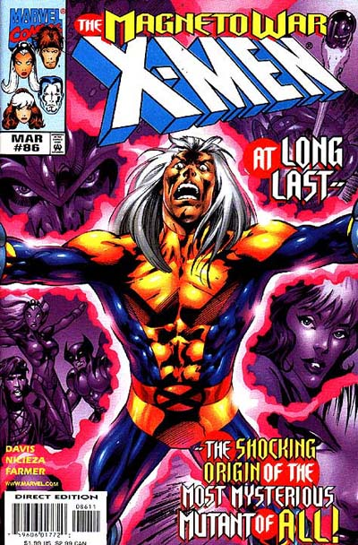 X-Men 86 - Thanks for the Memories