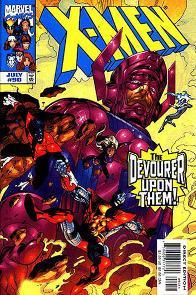 X-Men 90 - Eve of Destruction