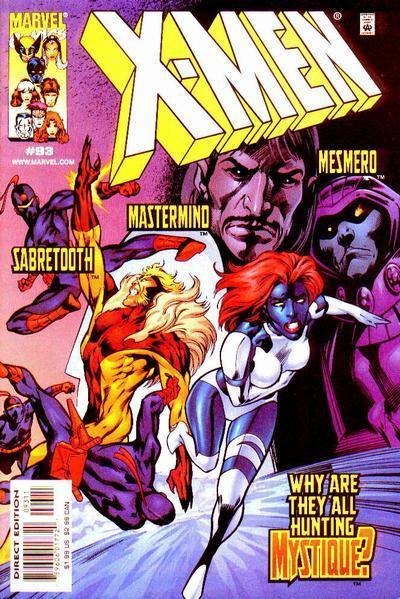 X-Men 93 - Open Wounds