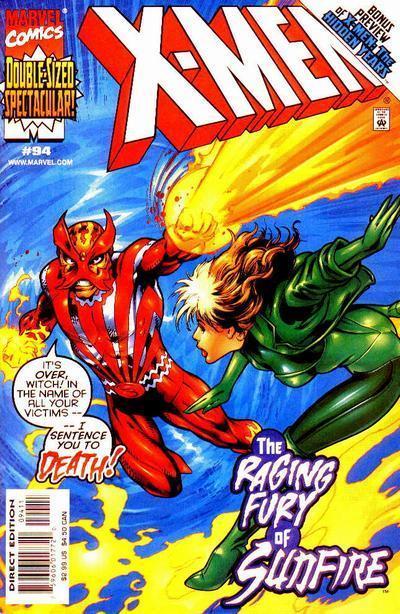 X-Men 94 - Hidden Lives. Part 2 of 2