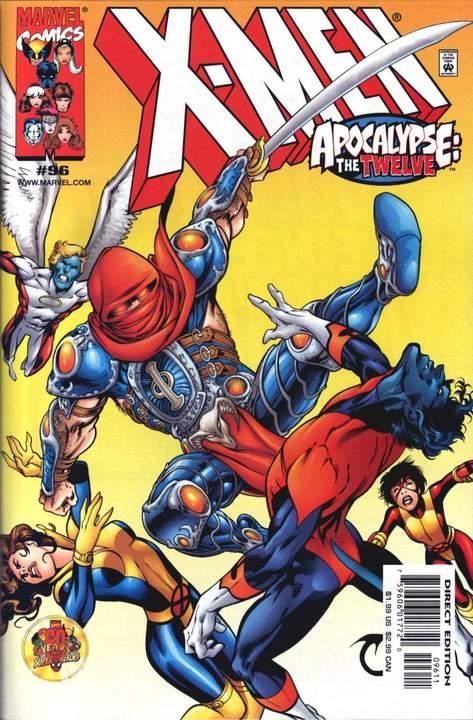 X-Men 96 - The Gathering