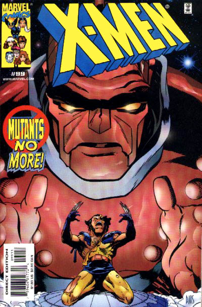 X-Men 99 - Oh, the Humanity!