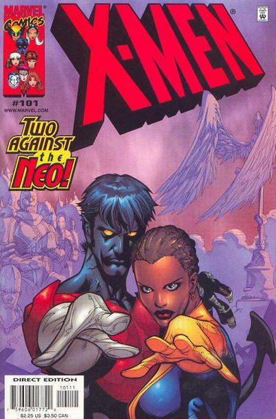 X-Men 101 - Hard Landing