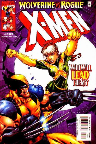 X-Men 103 - The Goth