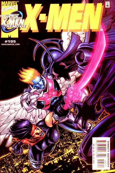 X-Men 105 - Killing Angels!