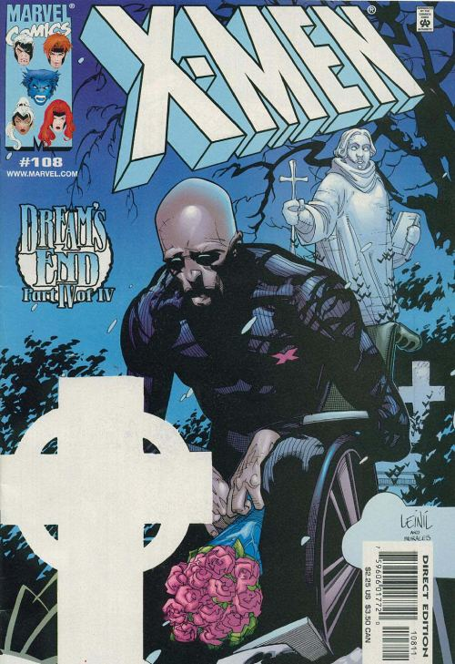 X-Men 108 - The Future is Now!