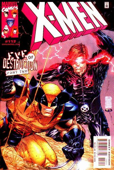 X-Men 112 - Eve of Destruction: Part 2: A Call to Arms
