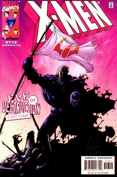 X-Men 113 - Eve of Destruction: Conclusion