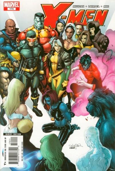 X-Men 174 - Election Day