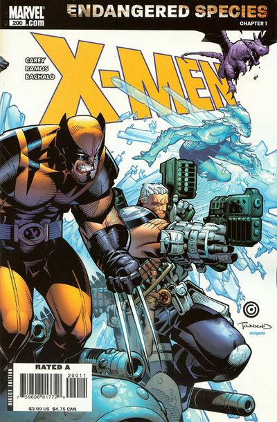 X-Men 200 - Blinded by the Light: Chapter 1