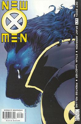New X-Men 117 - Danger Rooms