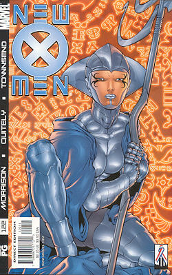 New X-Men 122 - Imperial