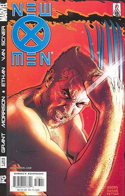 New X-Men 123 - Testament