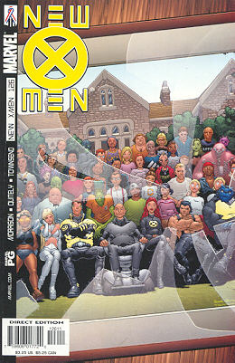 New X-Men 126 - All Hell