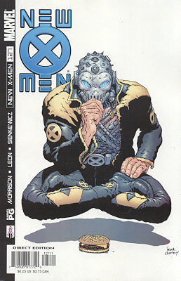 New X-Men 127 - Of Living and Dying