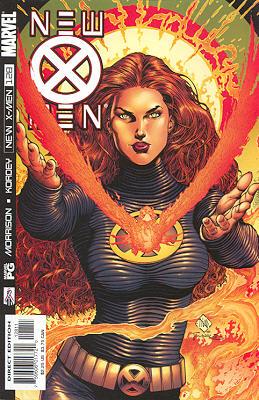 New X-Men 128 - New Worlds